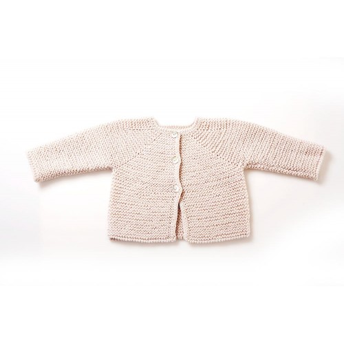 Fanny et Leon Pearl Knitted Jacket