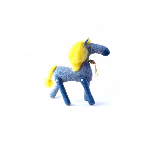 Handmade Stuffed Horse